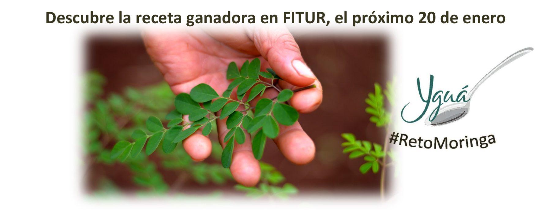 #RetoMoringa en FITUR
